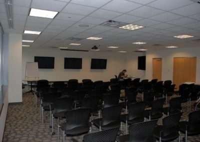 TV installation in Corporate Conference Room
