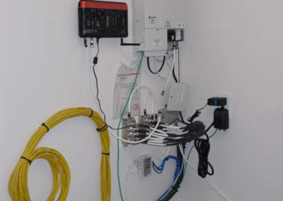 Wired and Wireless network solutions, Sonos, structured home wiring.