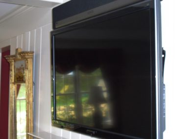 Home theater installation, Summit, NJ